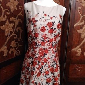 Ann Taylor Loft Sleeveless Dress Size 2